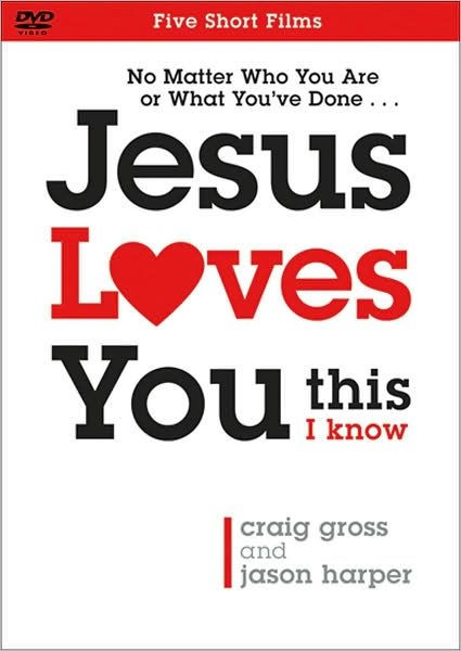 Jesus Loves You DVD (DVD)