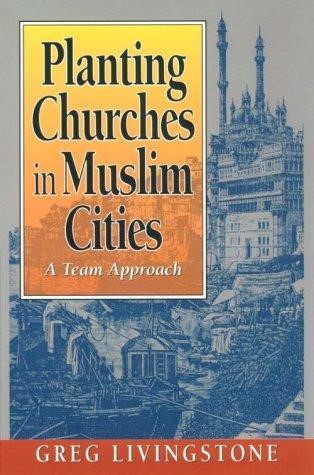 Planting Churches in Muslim Cities (Paperback)