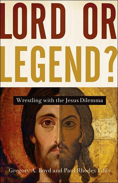 Lord or legend? (Paperback)