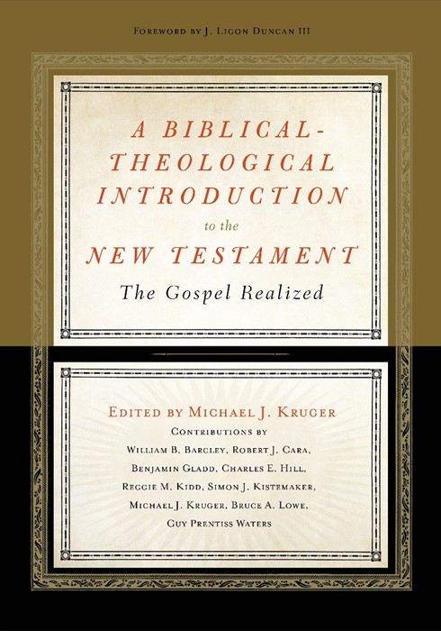 Biblical-Theological Introduction To The New Testament, A (Hard Cover)