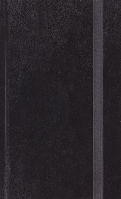 Esv Journaling Bible, Writer's Edition (Black) (Hard Cover)