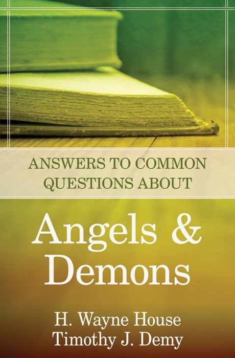 Answers to Common Questions about Angels and Demons (Paperback)