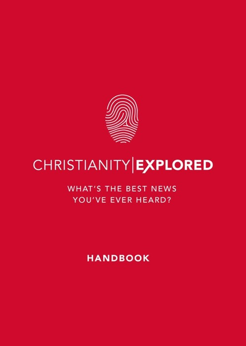 Christianity Explored Handbook (Paperback)