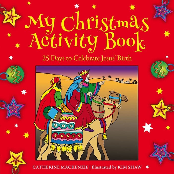 My Christmas Activity Book (Paperback)