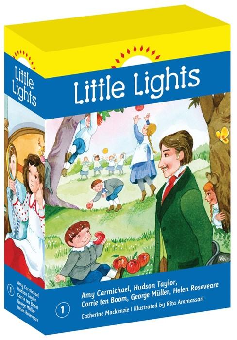 Little Lights Box Set 1 (Hard Cover)