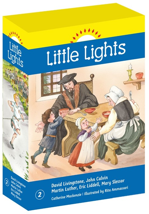 Little Lights Box Set 2 (Hard Cover)