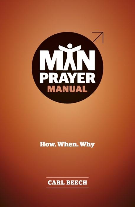 Man Prayer Manual (Paperback)