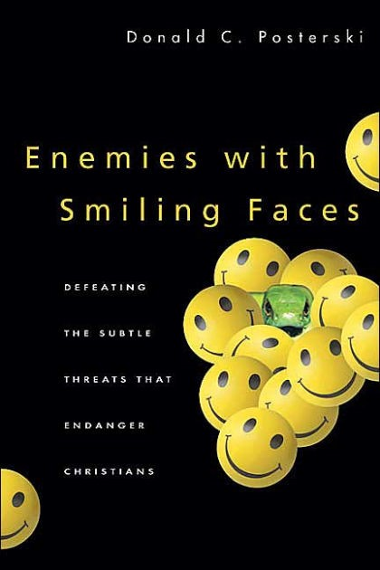 Enemies With Smiling Faces (Paperback)
