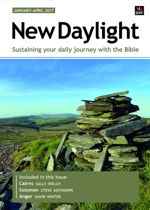 New Daylight January - April 2017 (Paperback)