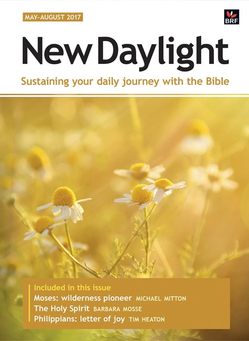 New Daylight Deluxe Edition May - August 2017 (Paperback)