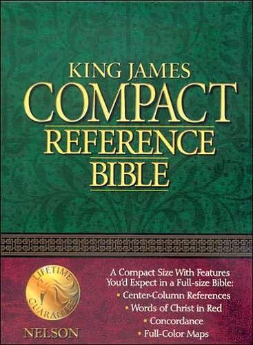 KJV Compact Reference Bible