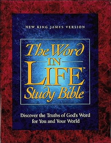 NRSV Word In Life Study Bible (Hard Cover)