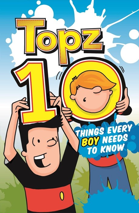 Topz Ten Things Every Boy Needs To Know (Paperback)