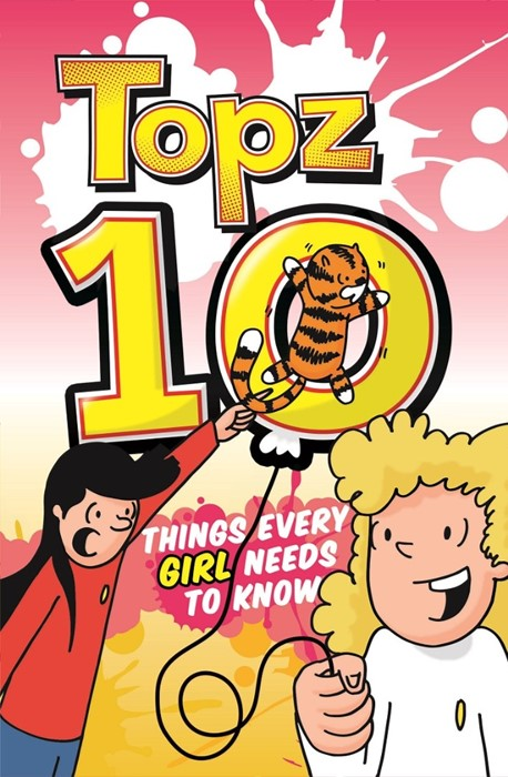 Topz Ten Things Every Girl Needs To Know (Paperback)