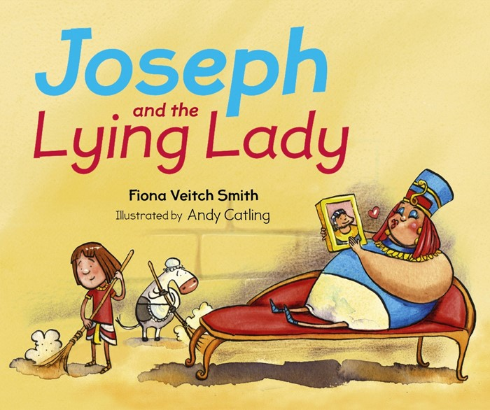 Joseph And The Lying Lady (Paperback)