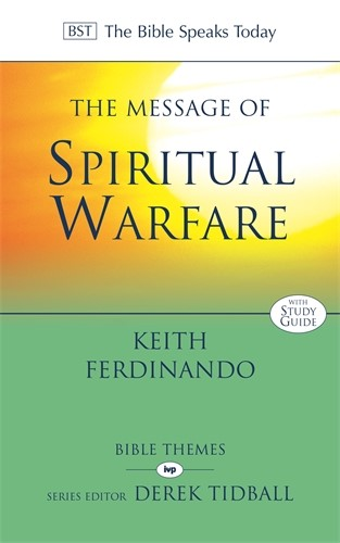 The Message Of Spiritual Warfare (Paperback)