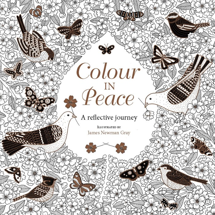Colour In Peace (Paperback)