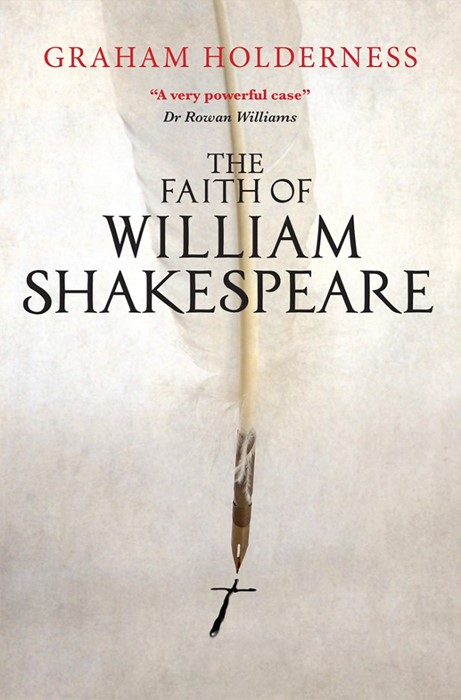The Faith Of William Shakespeare (Paperback)