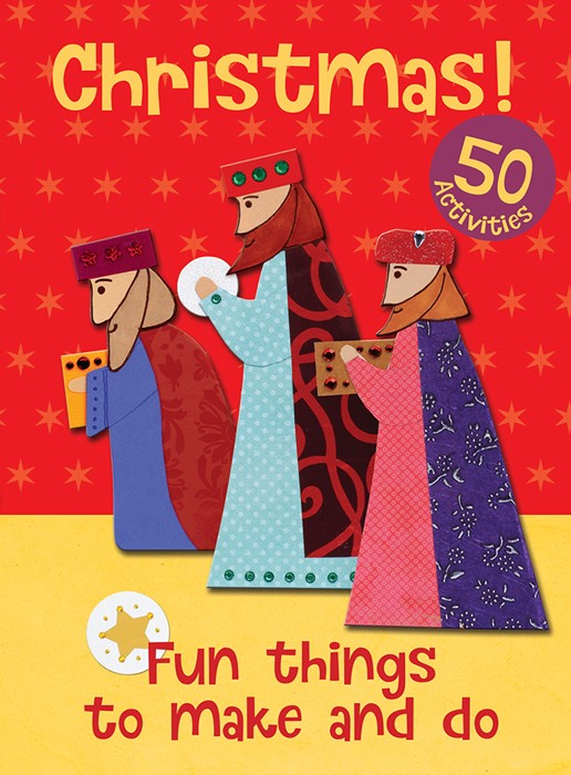 Christmas - Fun Things To Make And Do (Spiral Bound)