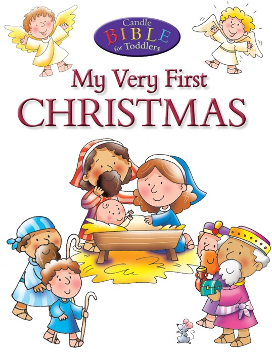 My Very First Christmas (Paperback)