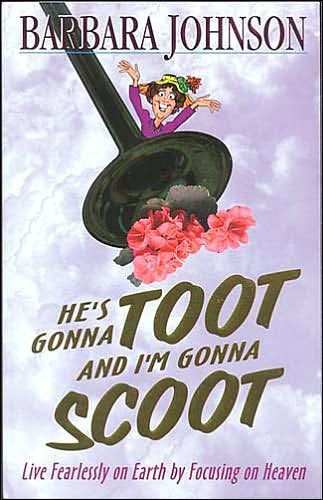 He's Gonna Toot And I'm Gonna Scoot (Paperback)