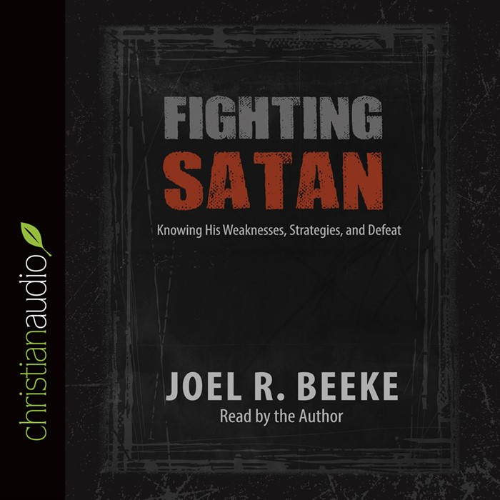 Fighting Satan Audio Book (CD- Audio)