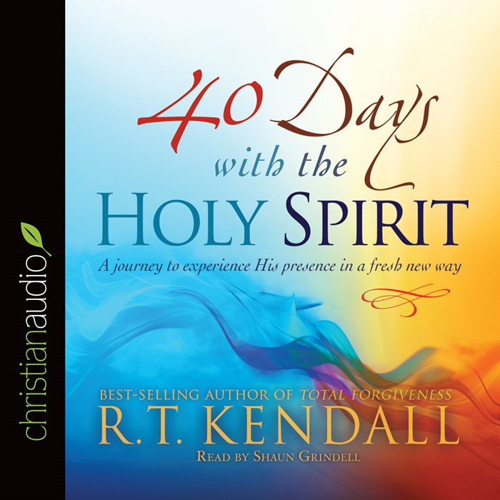 40 Days With The Holy Spirit CD (CD-Audio)