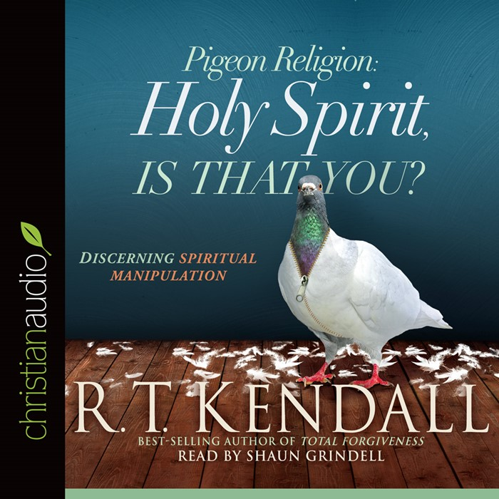 Pigeon Religion: Holy Spirit, Is That You? CD (CD-Audio)