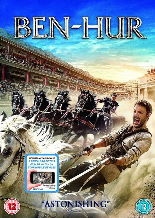 Ben Hur DVD (DVD)
