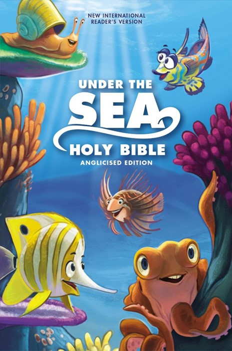 NIrV: Under The Sea Bible, Anglicised, HB (Hard Cover)