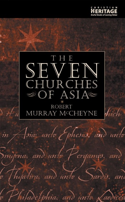 The Seven Churches Of Asia (Paper Back)