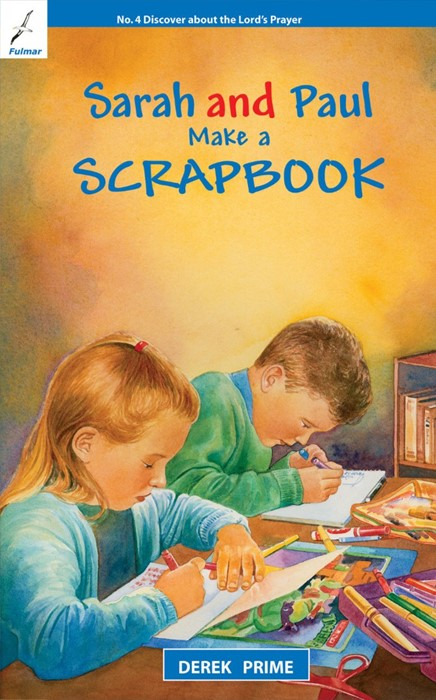 Sarah And Paul Make a Scrapbook (Paperback)