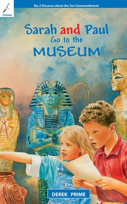Sarah And Paul Go To The Museum (Paperback)