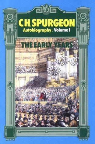 Spurgeon: The Early Years (Paperback)