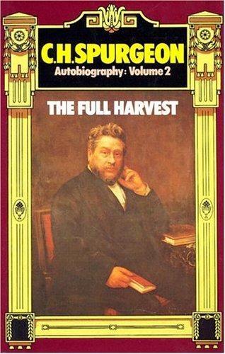 C. H. Spurgeon Autobiography (Cloth-Bound)