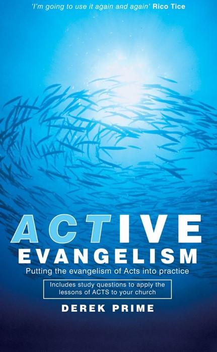 Active Evangelism (Paperback)