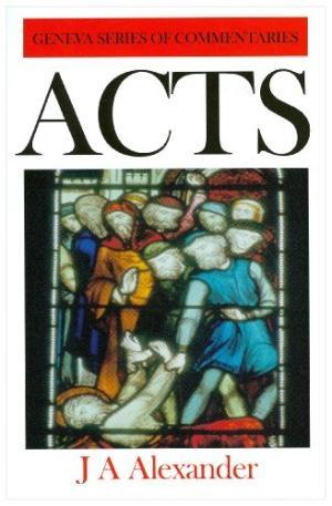 Acts (Cloth-Bound)