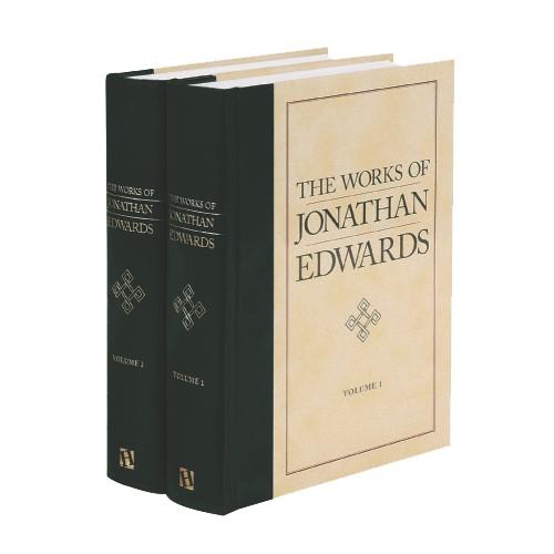 Works of Jonathan Edwards, The: 2 Volume Set (Cloth-Bound)