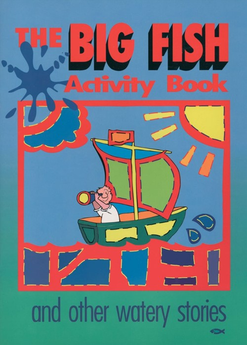 Big Fish Activity Book