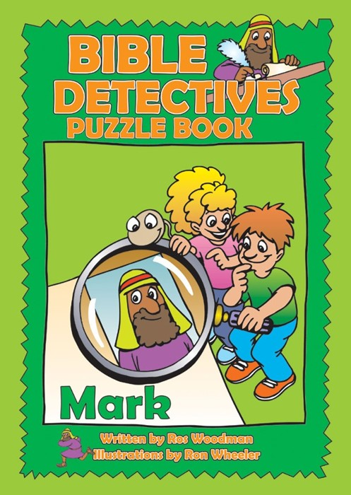 Bible Detectives Mark (Paperback)