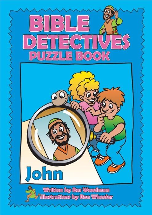 Bible Detectives John
