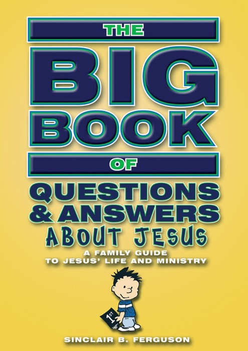 Big Book Of Questions & Answers About Jesus (Paperback)