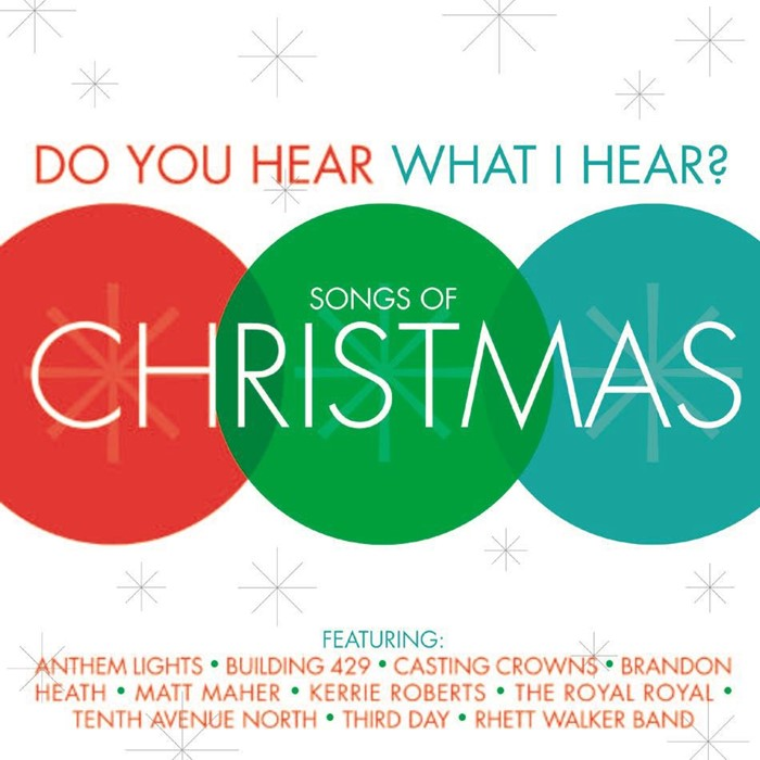 Do You Hear What I Hear? Songs Of Christmas CD (CD-Audio)