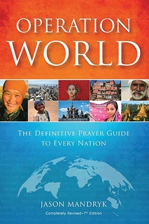 Operation World 7th Edition PB (Paperback)