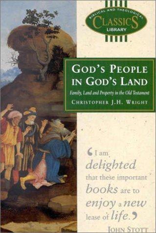 God's People in God's Land (Paperback)