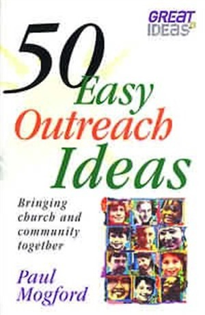 50 Easy Outreach Ideas (Paperback)