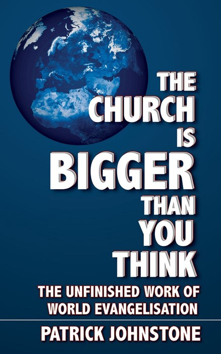 The Church Is Bigger Than You Think (Paperback)