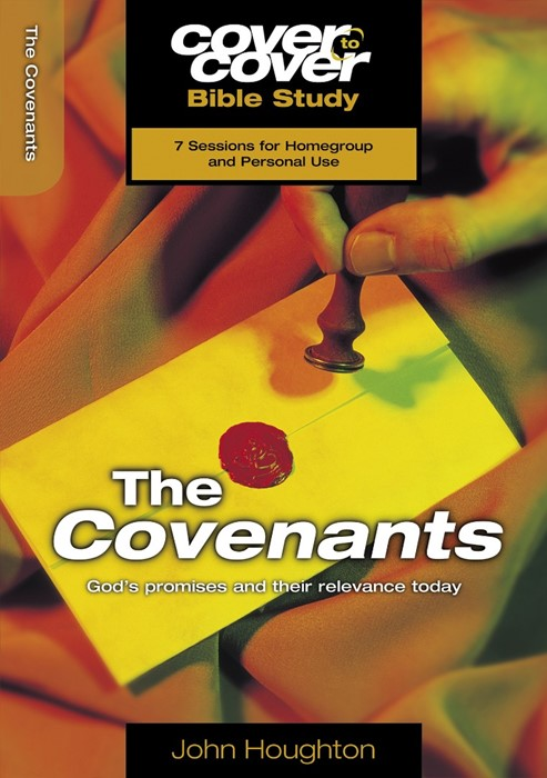 The Cover to Cover Bible Study: Covenants (Paperback)