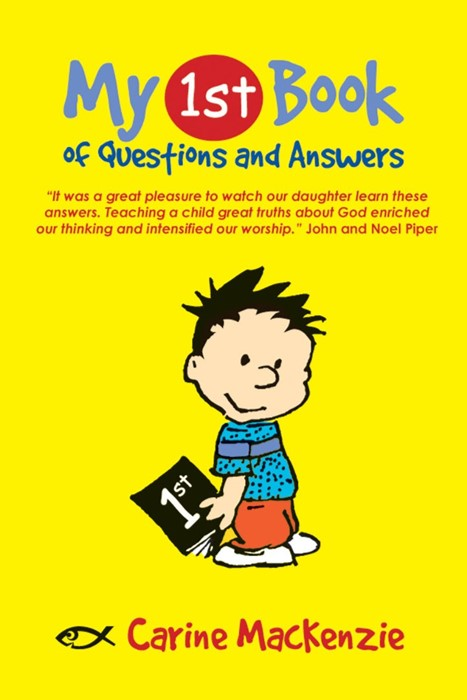My First Book Of Questions And Answers (Paperback)