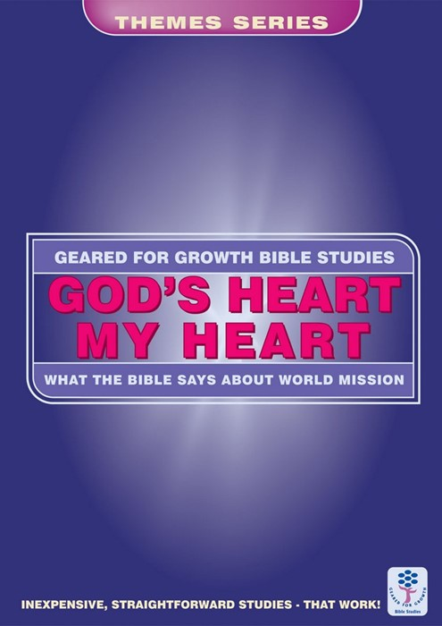 God's Heart, My Heart (Paperback)